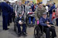 Enon Men Experience First Honor Flight of the Year