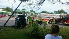 Jim Miller Injured in Springfield Crash